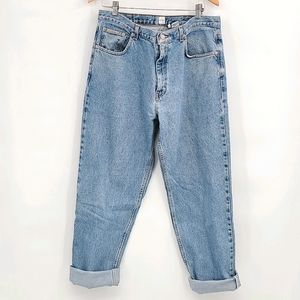 Vintage Calvin Klein Relax Fit Mom Jeans